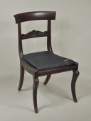 Set 12 Classical Mahogany Dining Chairs - Inv. #10454