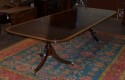 AFC Custom Sheraton 2 Pedestal Dining Table